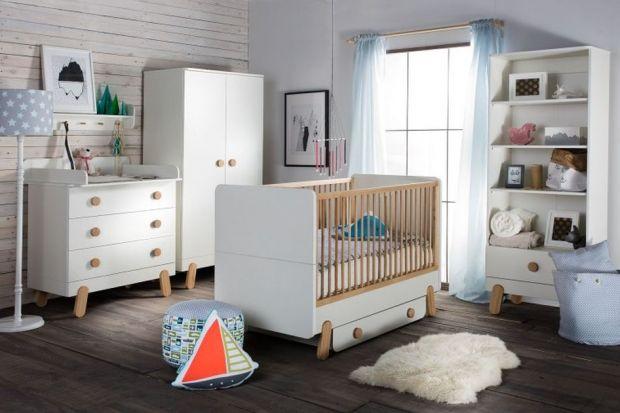 Meble dla dzieci są tak śliczne, że ciężko zdecydować się na jedną, konkretną kolekcję.<br />Dziś prezentujemy urocze łóżeczka dla niemowląt.