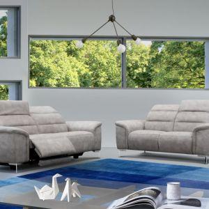 """Sofa """"Terri"""" z oferty firmy Emmohl (Poldem). Fot. Poldem"""