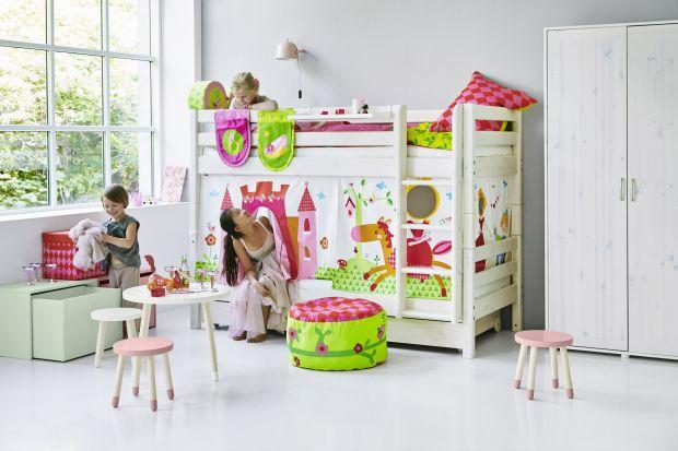 Urządzenie pokoju dziecięcego to ogromna przyjemność i zarazem wielkie wyzwanie dla rodziców.