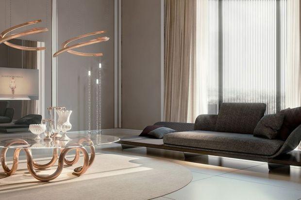 Lekkość i miękkość kształtów brył, przemyślana funkcjonalność, dopracowanie w każdym detalu oraz mistrzowskie połączenie szkła Murano z innymi materiałami to cechy charakterystyczne najnowszej kolekcji marki Reflex.