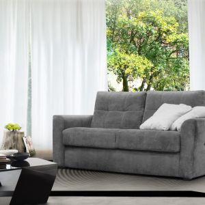 Sofa Agra zapewnia wygodną przestrzeń spania. Fot. Poldem