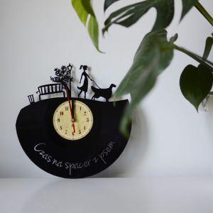 Zegar marki PupiLu dla posiadaczy psów. Fot. Agnieszka Fleischer