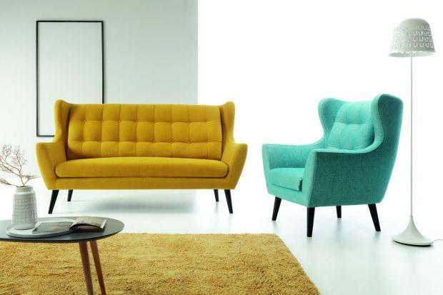 Meble w salonie. 10 ciekawych foteli