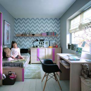 Kolekcja modułowa Caps to duża ilość brył, dzięki którym stworzysz funkcjonalną przestrzeń dziecięcą w domu. Fot. Black Red White