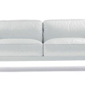 """Sofa """"Twice"""" z oferty firmy Poltrona Frau. Projekt: Pierluigi Cerri. Fot. Poltrona Frau"""