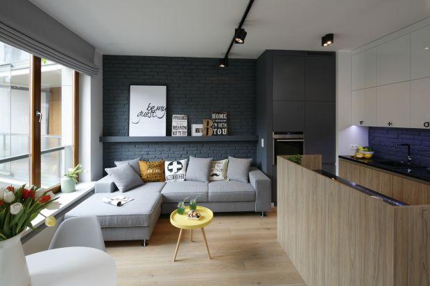 5 sposobów na salon w stylu loft