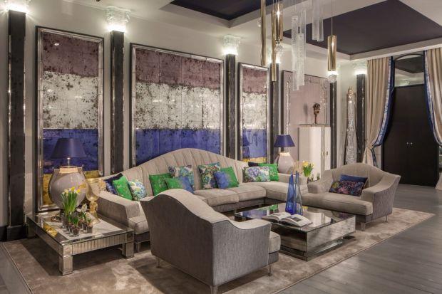 Perfekcja, kunszt, niepowtarzalność i luksus to atrybuty, które przypisuje się włoskiej marce Arte Veneziana. Zobacz piękne meble z lustrzanym blaskiem.