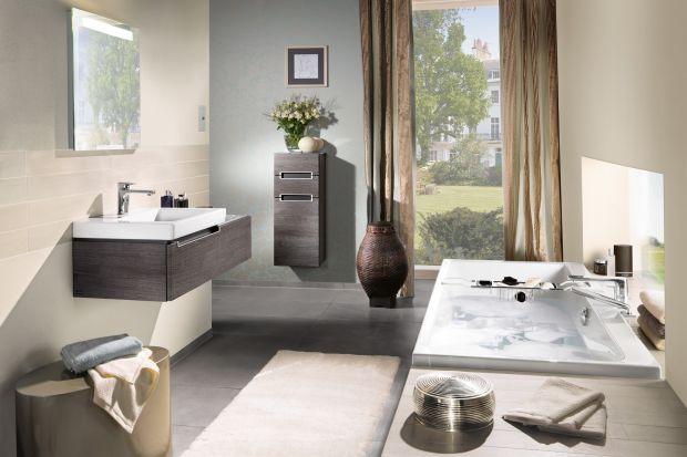 10 nowości meblowych do modnej łazienki
