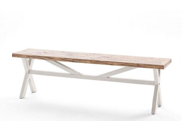 Efektowna ławka, która doskonale sprawdzi się w kuchni.