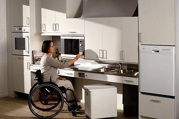 Kuchnia przyjazna niepełnosprawnym. Tak ją urządzisz