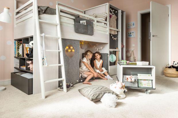 Większość mebli dziecięcych czy młodzieżowych po kilku latach przestaje być dla dzieci atrakcyjna i musi być wymieniona na nowe. Nest daje możliwość ciągłych zmian estetycznych i funkcjonalnych.