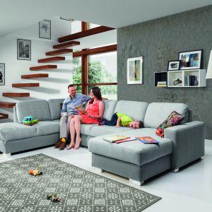 Chantal to kolekcja mebli wypoczynkowych dla całej rodziny. System, w którym można dowolnie zestawiać elementy. Fot. Stagra