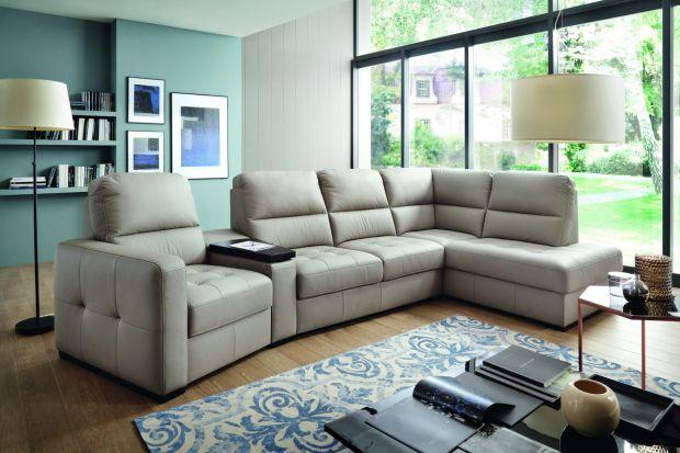 Sofa w salonie. Zobacz najmodniejsze narożniki