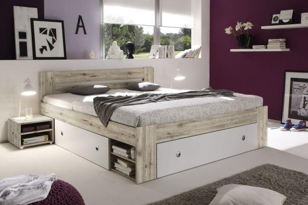 Łóżko w sypialni. 5 funkcjonalnych modeli