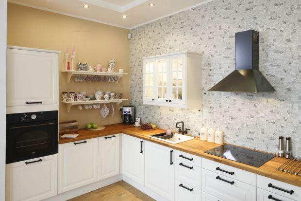 Klasyczna kuchnia nigdy nie traci na popularności. To sprawdzony sposób na piękne i zachwycające wnętrze.
