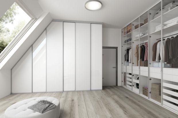 Garderoba w domu. Na 3 sprawdzone sposoby