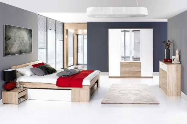 Wielofunkcyjne meble coraz śmielej wkraczają do przestrzeni sypialnianej. Posiadają wiele zalet funkcjonalnych i są interesujące w wyglądzie.