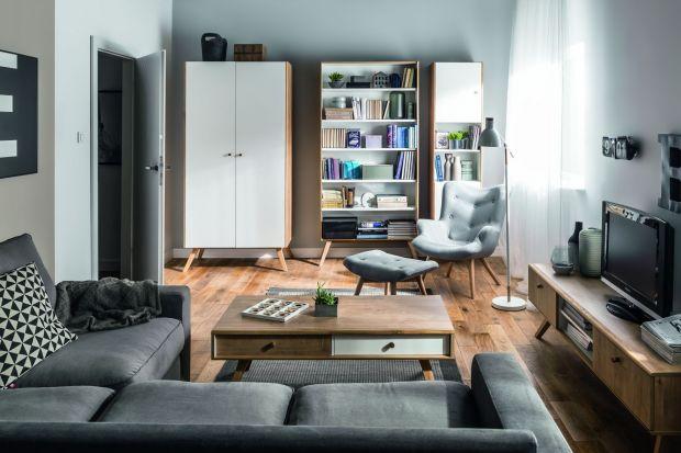 Meble z dekorem drewna to wspaniała propozycja dla osób, które chcą urządzić swój salon przytulnie i elegancko. Zobacz, jakie kolekcje znajdziesz w salonach meblowych.
