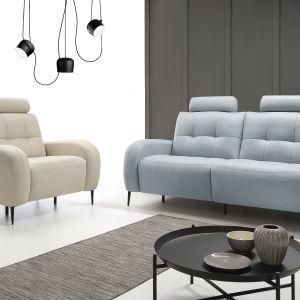 Sofa Trick wyróżnia się niebanalnym i pełnym uroku wzornictwem. Fot. Etap Sofa
