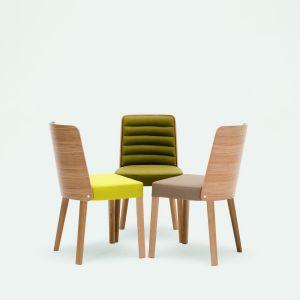 Krzesła z serii K3. Fot. Paged