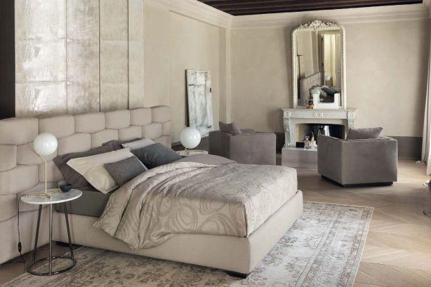 Meble w sypialni. 12 ekskluzywnych łóżek