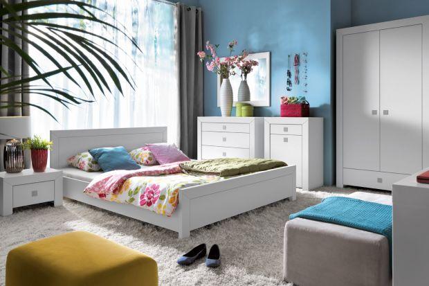 Meble w sypialni. Piękne kolekcje w bieli