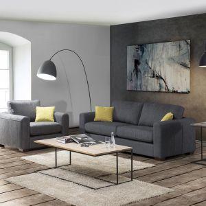 Sofa Chicago ma uniwersalną formę, dzięki czemu pasują do wnętrz w każdym stylu. Fot. Primavera Furniture