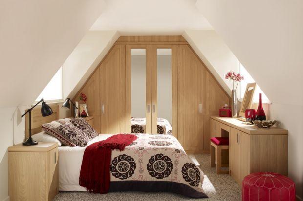 Sypialnia z garderobą. Pomysły na aranżacje