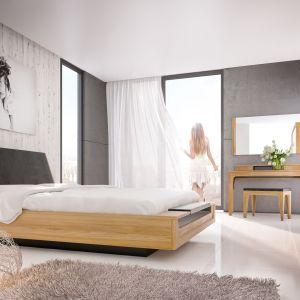 Sypialnia Maganda to eleganckie meble w minimalistycznym stylu. Fot. Mebin