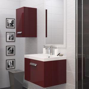 "Kolekcja ""Xantia Red"" firmy Cersanit. Fot. Cersanit"