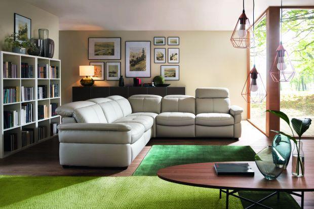 Wygodna sofa to jeden z ważniejszych mebli w salonie. Dzięki niej odpoczniesz i się zrelaksujesz. Zobacz, co oferują producenci.