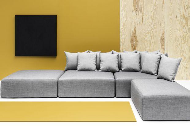 Sofa, zaprojektowana przez mediolańskiego projektanta Leonardo Talarico, to innowacja w świecie meblarskim.
