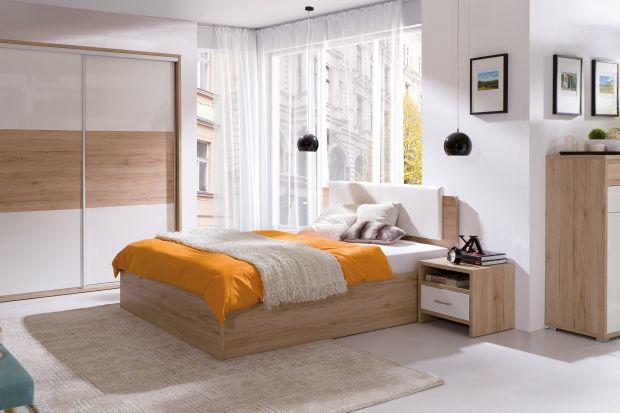 Sypialnia urządzona w jasnych barwach zapewnia energię każdego poranka. Prezentujemy wspaniałe kolekcje mebli w jasnych kolorach.