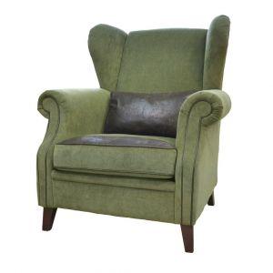 """Fotel """"Milord"""" firmy Primavera Furniture. Fot. Primavera Furniture"""