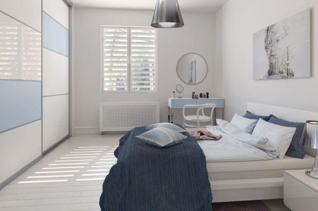 Sypialnia w mieszkaniu. Tak wyglądała kiedyś i dziś