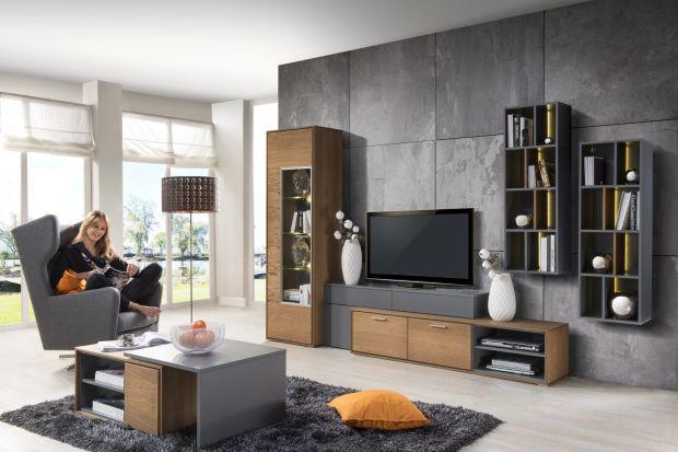 Meble RTV są niezastąpione w salonie. Zapewnią odpowiednie ustawienie telewizora, ale też ładnie go wyeksponują.