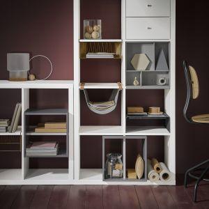 """Regał """"Kallax"""" marki IKEA. Fot. IKEA"""