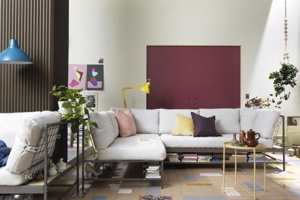 Wygodna sofa w salonie to absolutna podstawa. Oto śliczne modele inspirowane stylem skandynawskim.