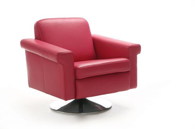Go to fotel, który stanowi uzupełnienie aranżacji pokoju wypoczynkowego.