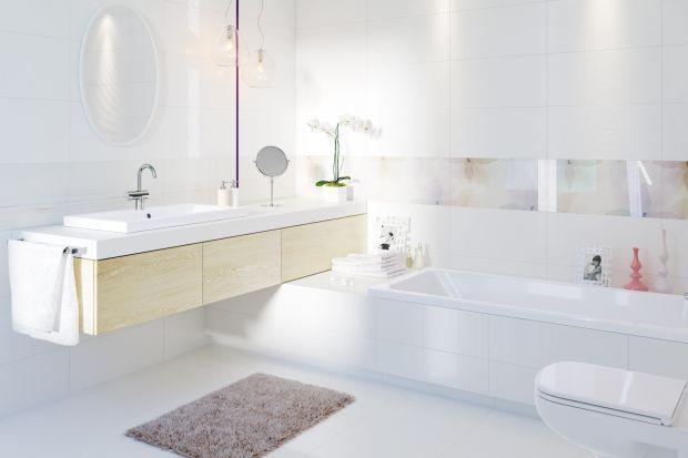 Meble łazienkowe - jak ocieplić minimalistyczne wnętrze