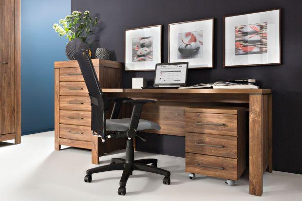 Kolekcję Gent tworzą zróżnicowane moduły idealne do organizacji pomieszczenia biurowego.