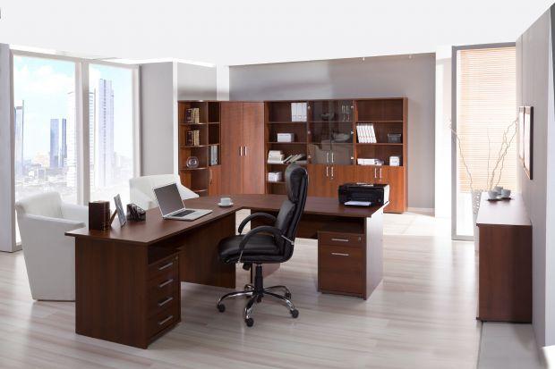 Kolekcja Mag Euro zapewnia komfort korzystania z przestrzeni biurowej.