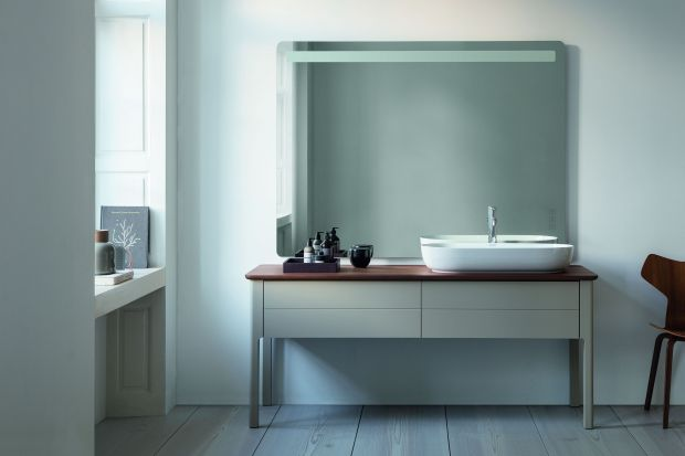 """""""Luv"""" - minimalizm w łazience"""