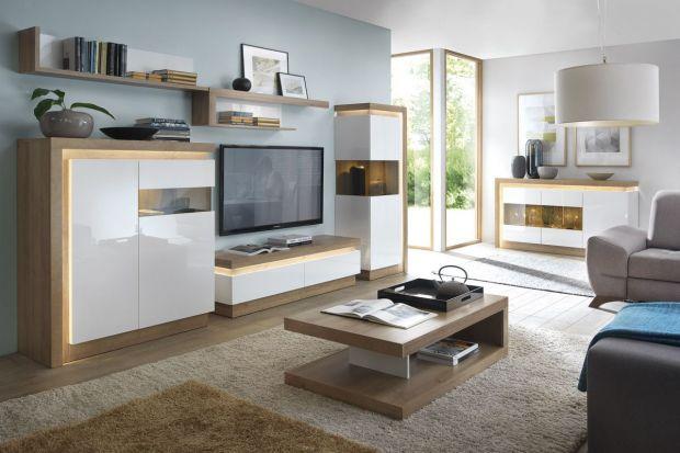 Nowości meblowe do salonu wyróżniają się eleganckim wyglądem i komfortem użytkowania. Sprawdź nowości z oferty producentów.