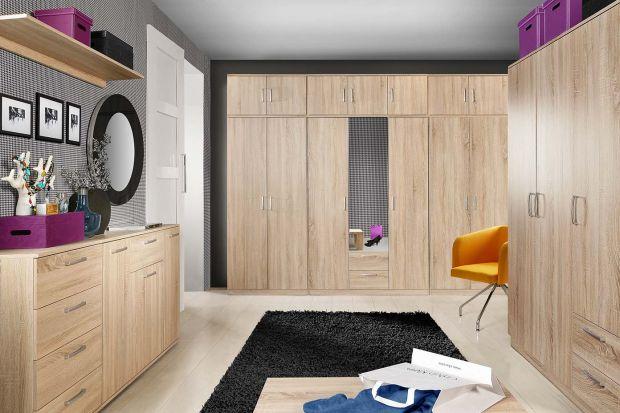 Niko to garderoba, która może stać się uzupełnieniem pokoju dziennego, młodzieżowego, sypialni, biura oraz przedpokoju.
