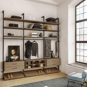 Garderobę Uno możemy dostosować każdego wnętrza. Fot. Raumplus