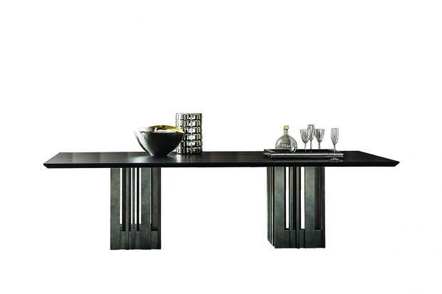 Elegancki stół do jadalni.