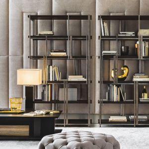"Regał modułowy ""Mondrian"" marki Casamilano. Fot. Mood-Design"