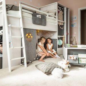 """Łóżko z kolekcji """"Nest"""" firmy Vox. Fot. Vox"""