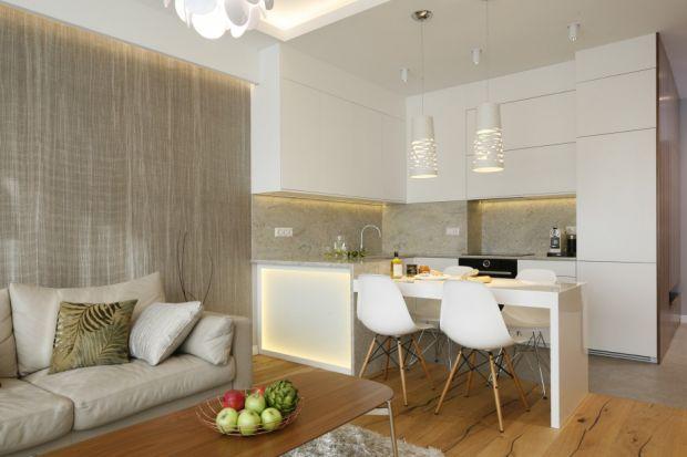 """Osoby mieszkające w pojedynkę często stołują się """"na mieście"""", a z kuchni w domu korzystają sporadycznie. Jak więc urządzić kuchnię dla singla, aby była funkcjonalna i dobrze wpisywała się w estetykę mieszkania? Są na to sposoby"""